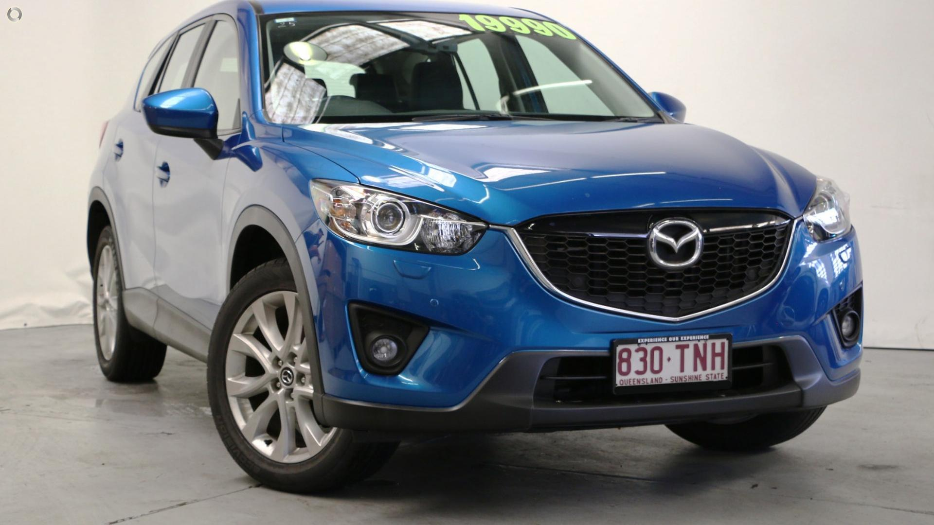 2013 Mazda Cx-5 Grand Touring KE Series