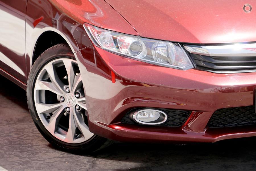2012 Honda Civic Sport 9th Gen