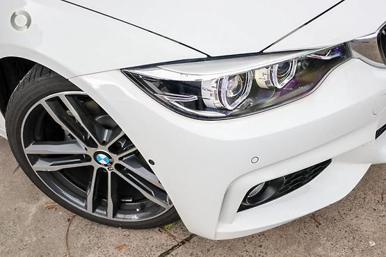 2018 BMW 420 i M Sport