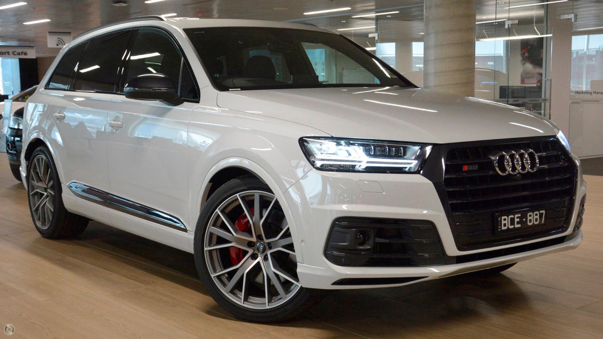 2019 Audi SQ7 4M