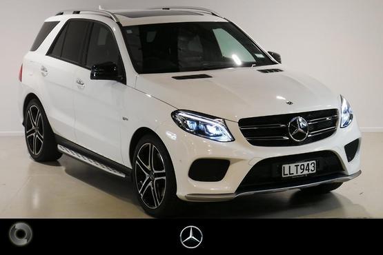 2018 Mercedes-AMG GLE 43