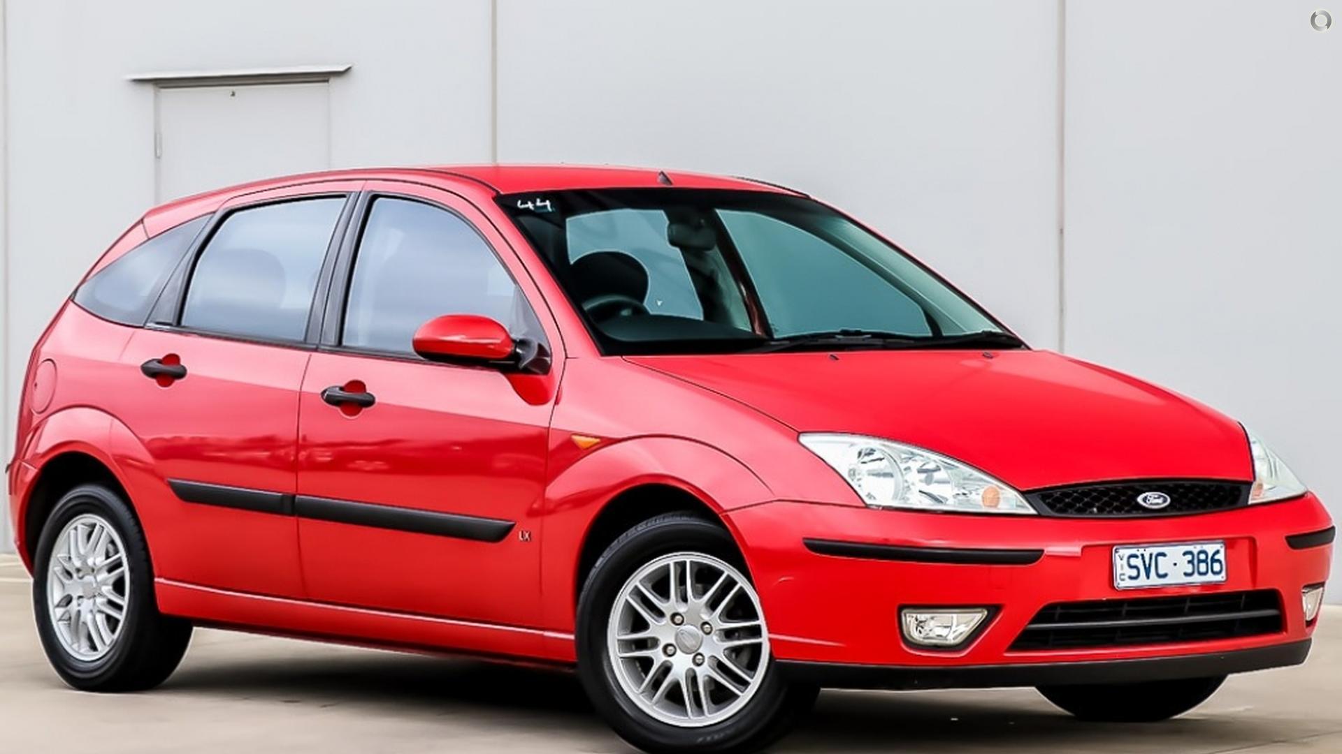 2003 Ford Focus LR