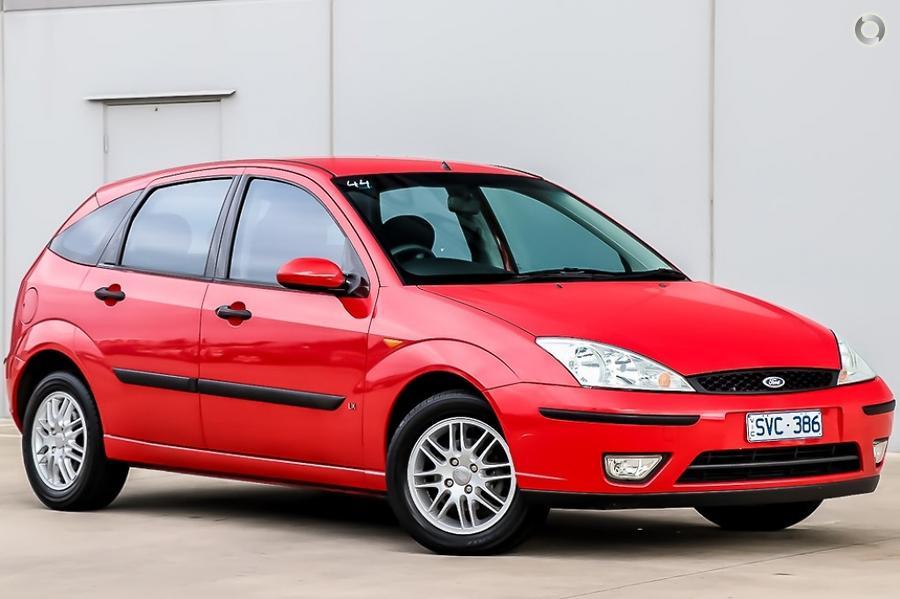 2003 Ford Focus LX LR