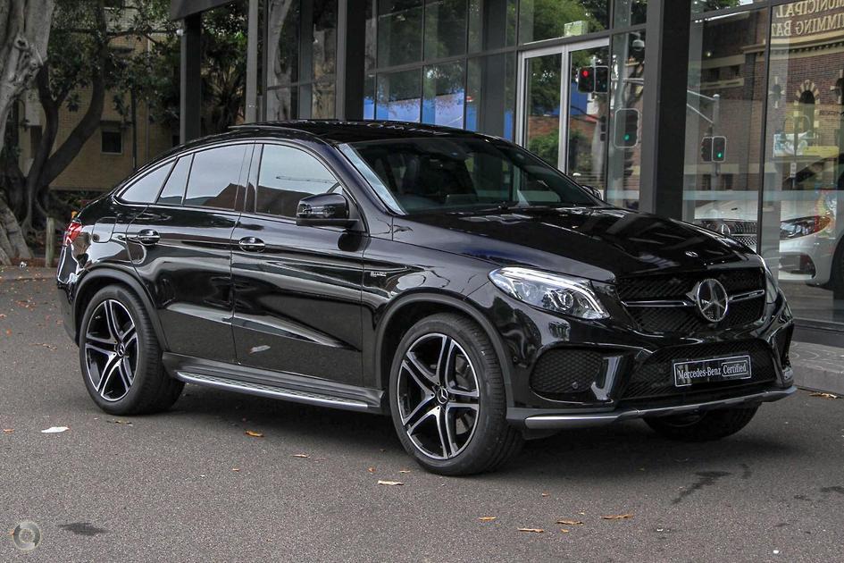 2018 Mercedes-Benz GLE 43 AMG Coupé