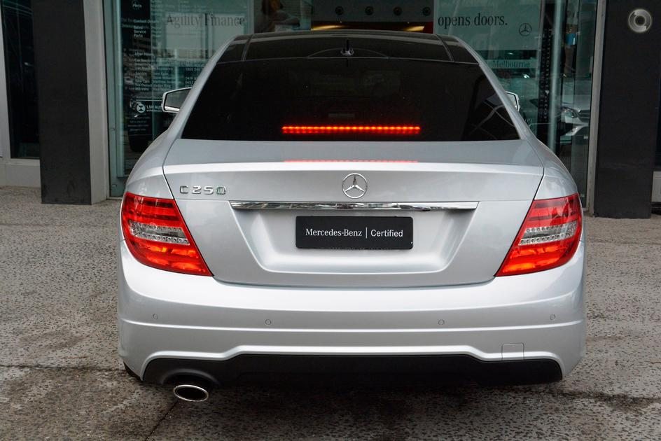 2013 Mercedes-Benz C-CLASS Coupe