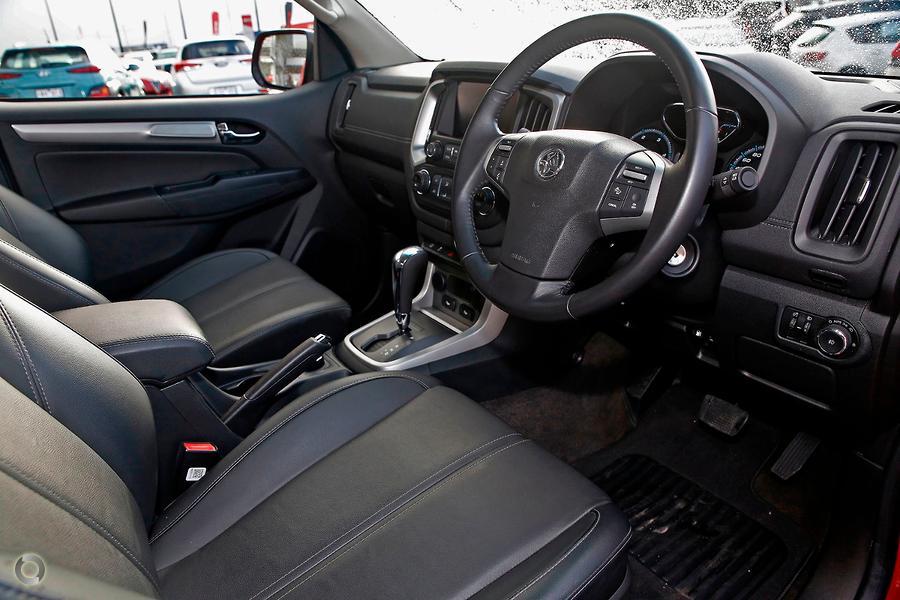 2018 Holden Colorado Z71 RG