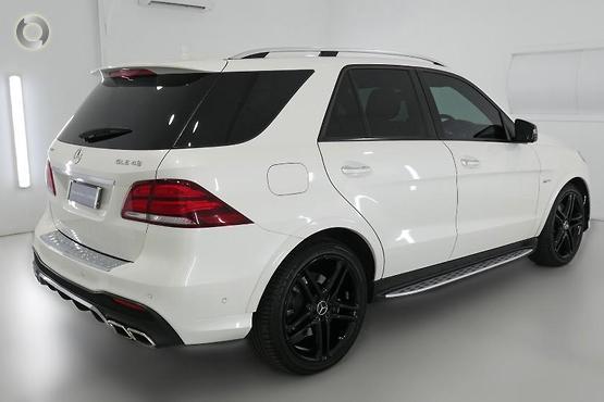 2016 Mercedes-Benz GLE 43 AMG