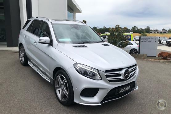 2016 Mercedes-Benz <br>GLE 250