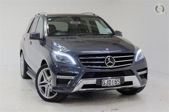 2012 Mercedes-Benz ML 350 CDI