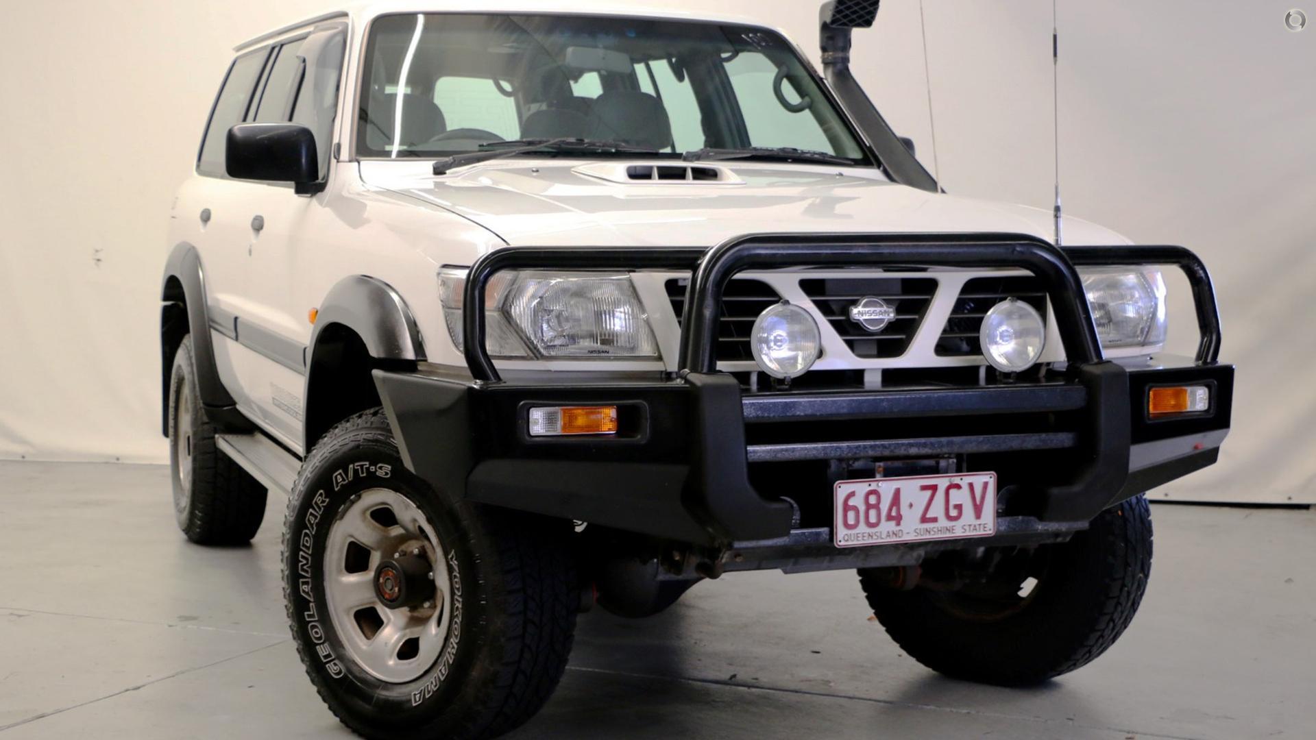 1999 Nissan Patrol GU