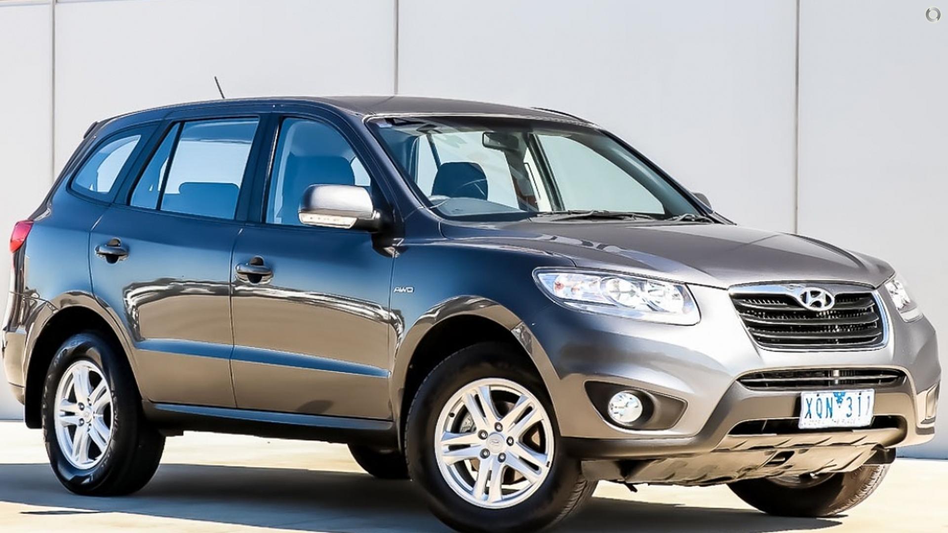 2010 Hyundai Santa Fe Elite CM