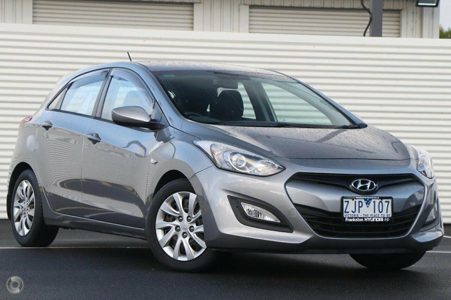 2012 Hyundai I30 Active GD