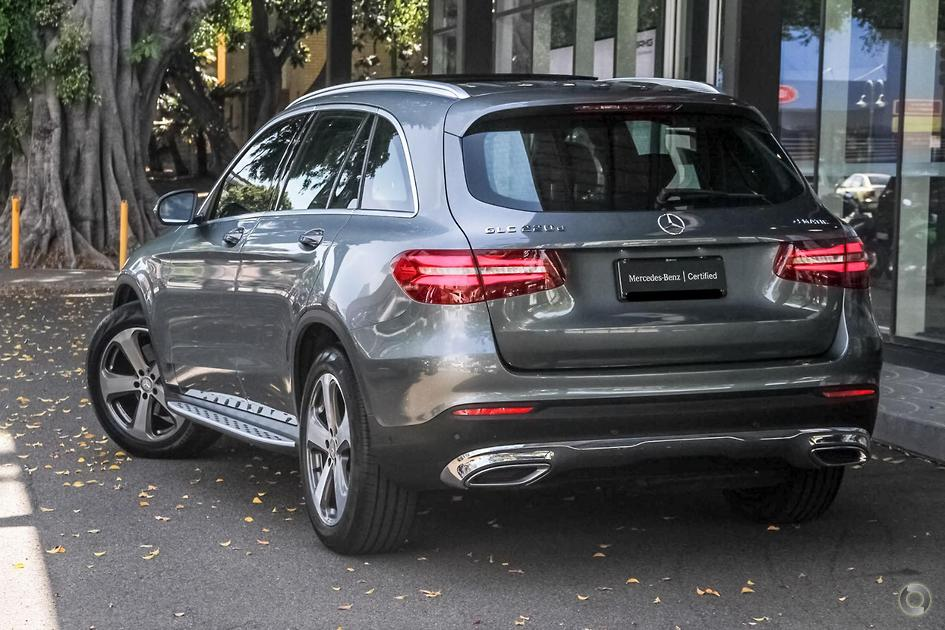 2015 Mercedes-Benz GLC 220 D Wagon