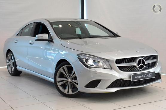 2016 Mercedes-Benz <br>CLA 200