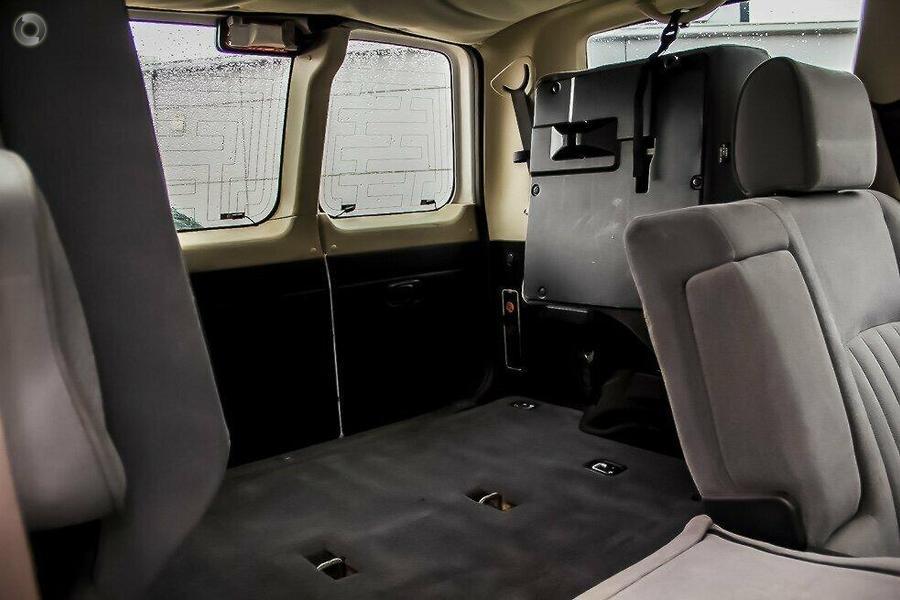 2006 Nissan Patrol ST GU IV