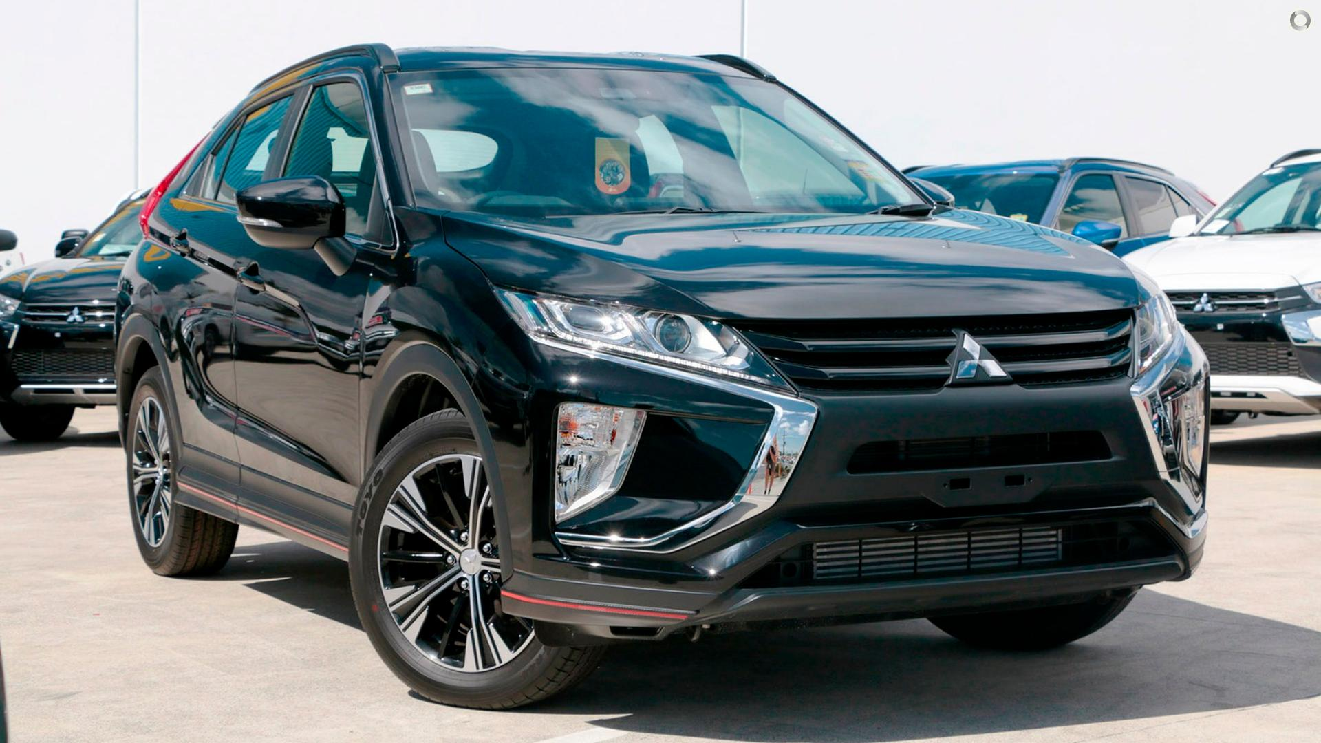 2018 Mitsubishi Eclipse Cross YA