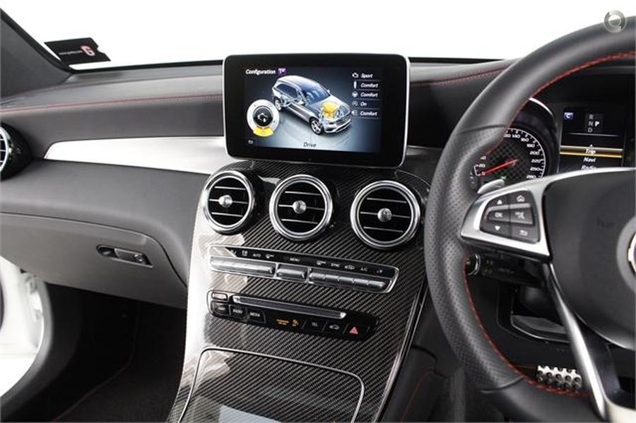 2019 Mercedes-AMG GLC 43 SUV