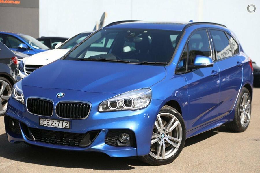 2015 BMW 225i Sport Line