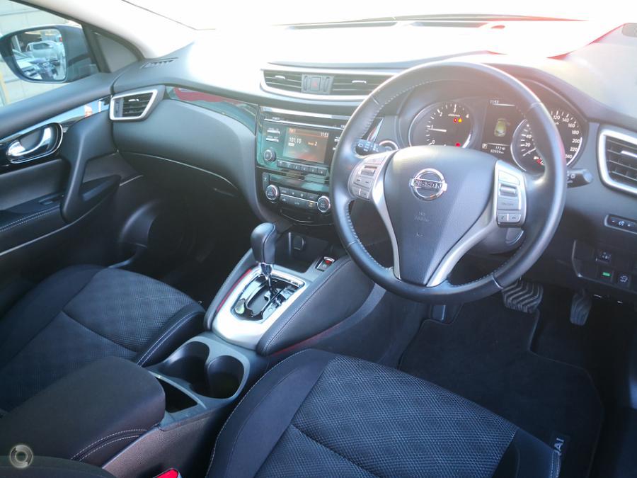 2014 Nissan QASHQAI TS J11