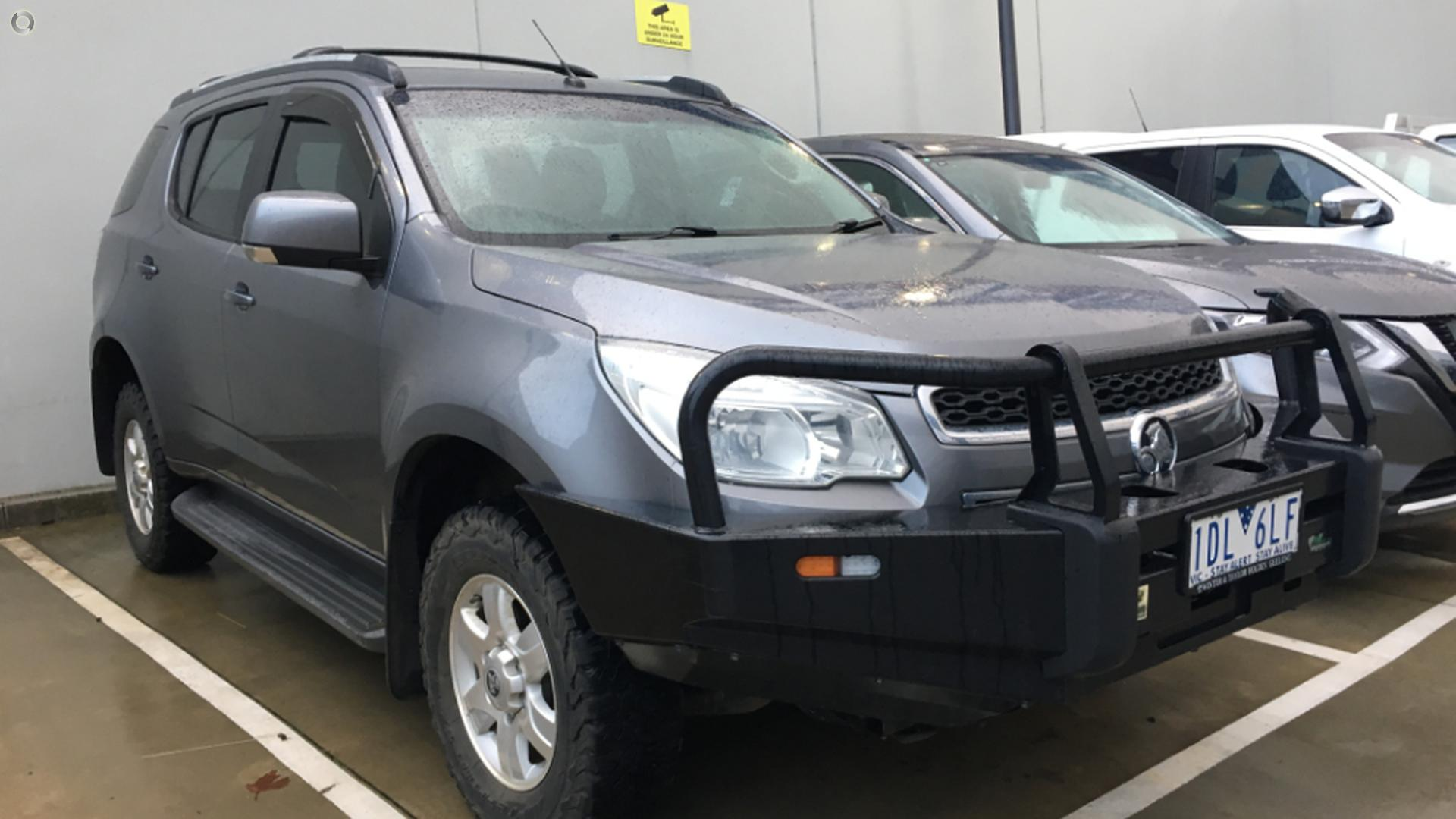 2014 Holden Colorado 7 RG