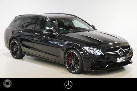 2016 Mercedes-AMG C 63