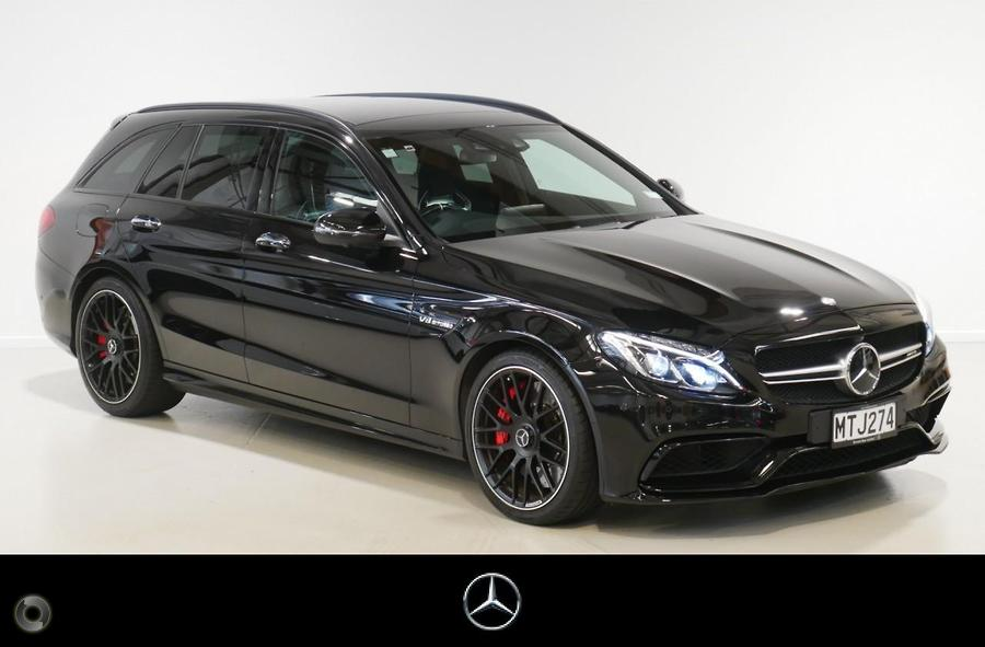 2016 Mercedes-AMG C 63 Estate