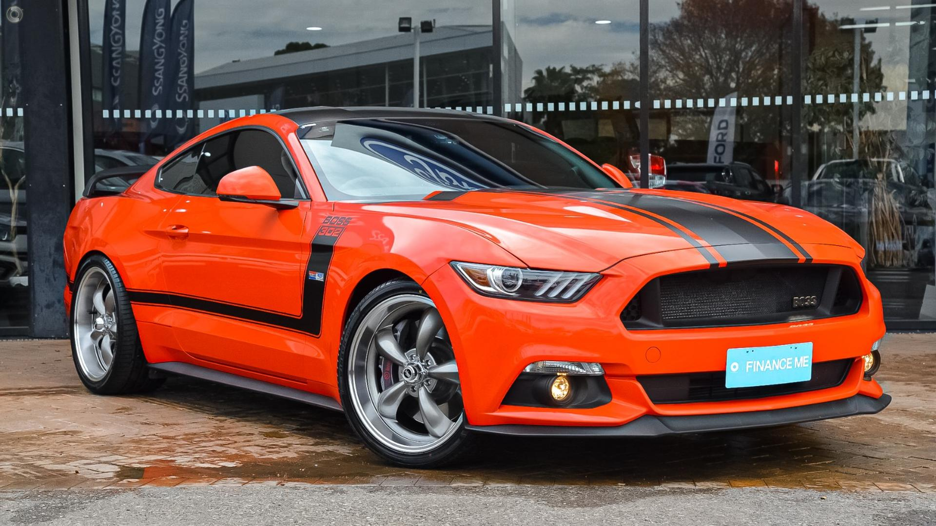 2016 Ford Mustang GT FM