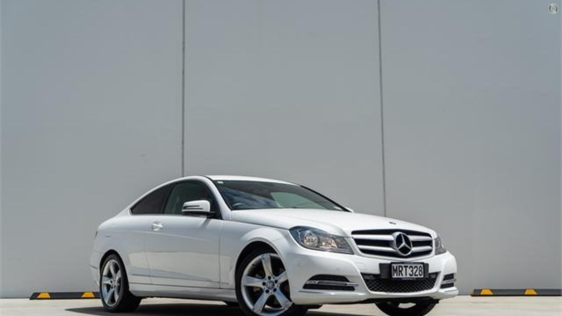 2013 Mercedes-Benz C 250 Coupe