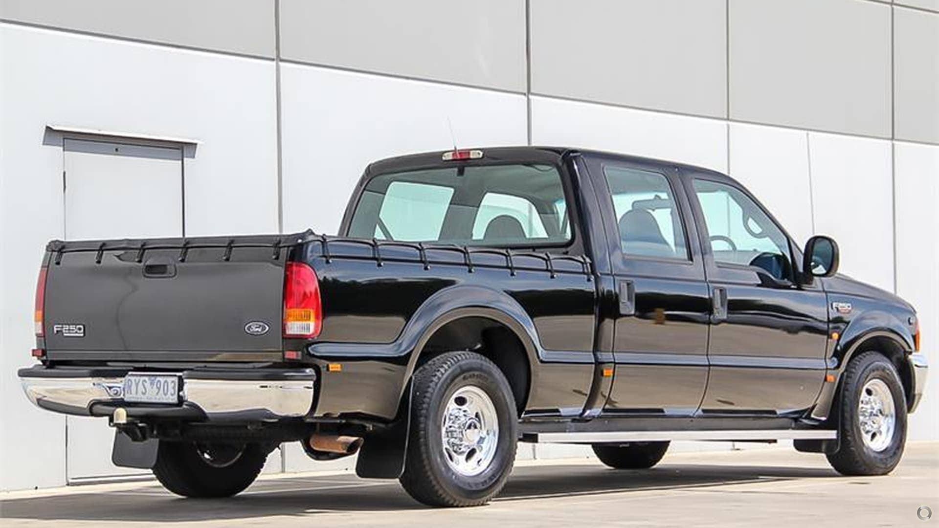 2002 Ford F250 XLT (No Series)