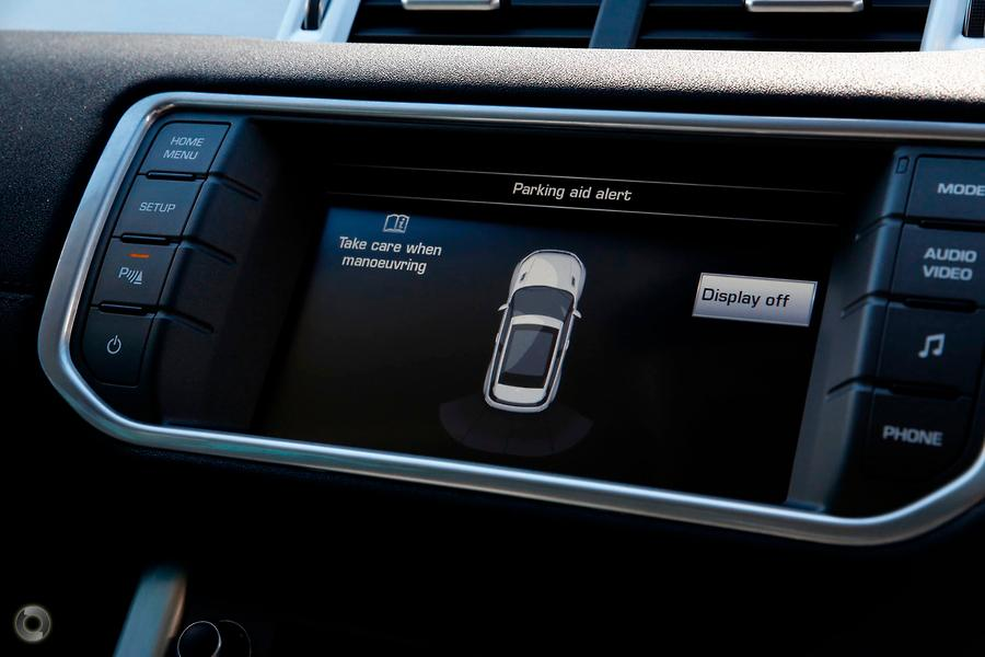 2014 Land Rover Range Rover Evoque SD4 Pure L538