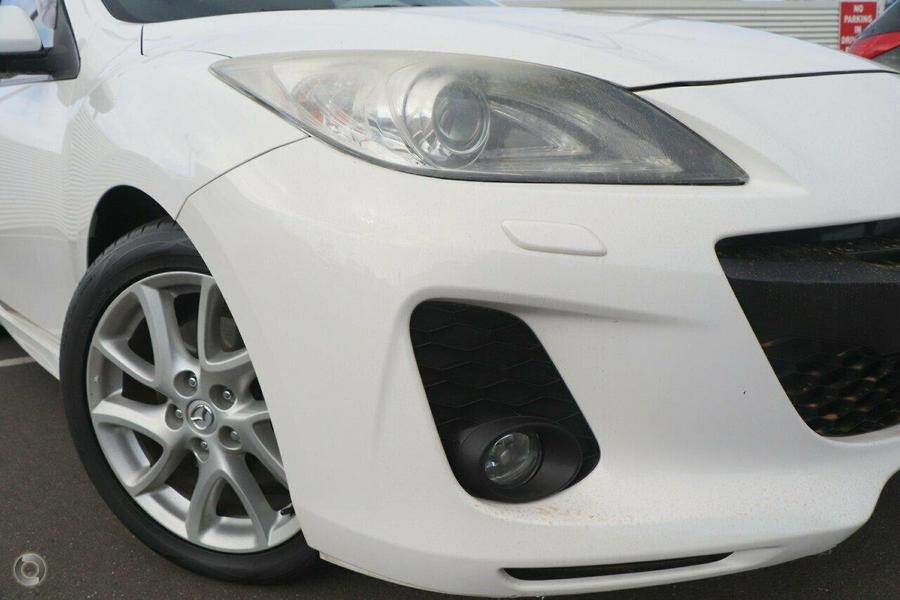 2012 Mazda 3 SP25 BL Series 2