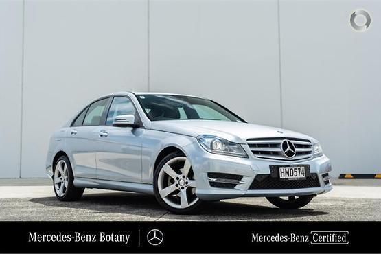 2014 Mercedes-Benz C 200