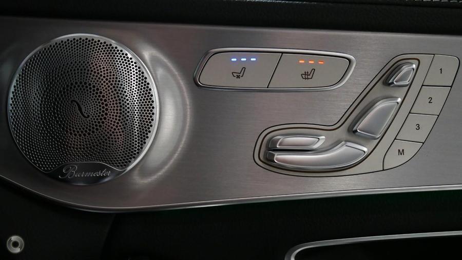 2019 Mercedes-AMG C 43 Sedan