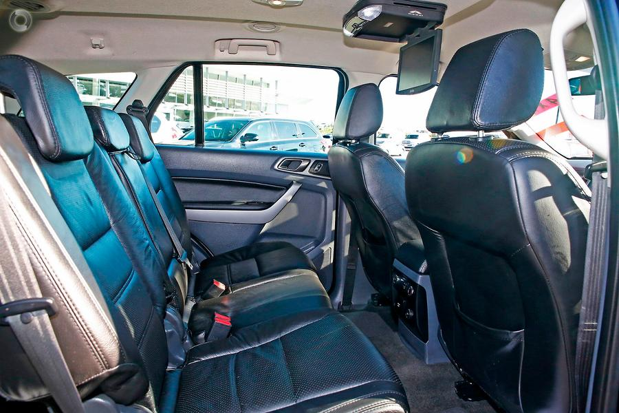 2015 Ford Everest Trend UA