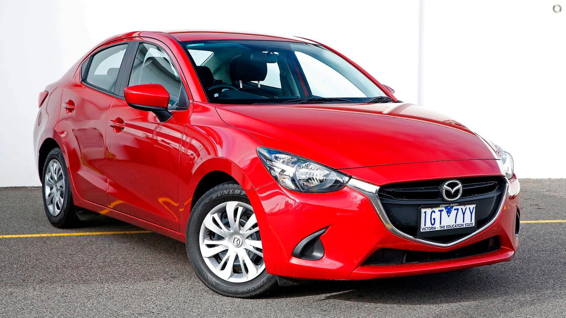 2016 Mazda 2 Neo DL Series