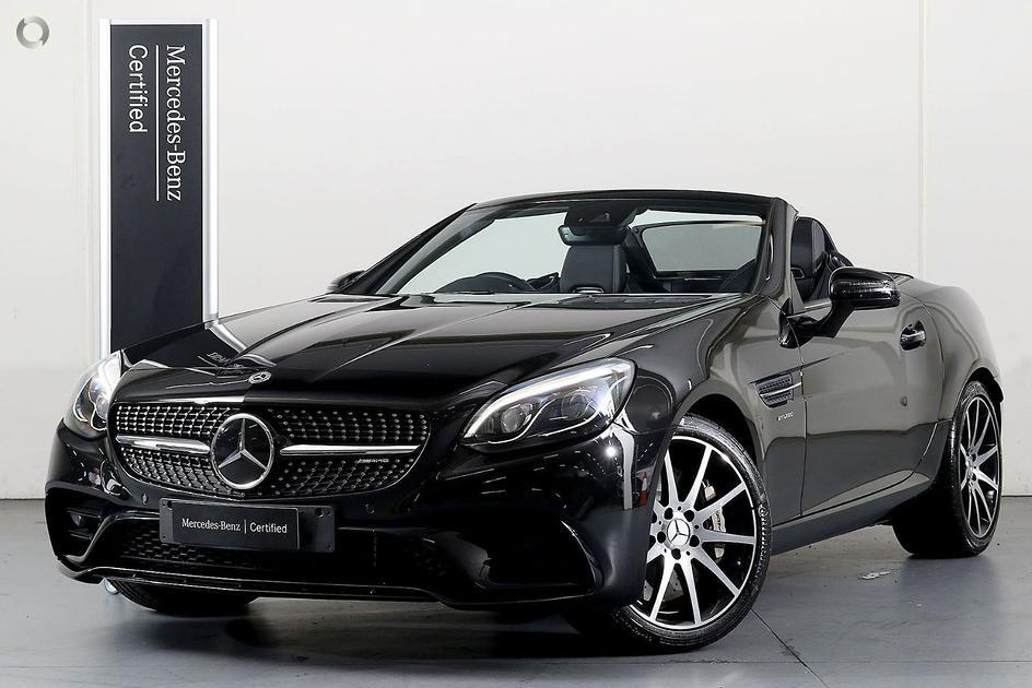 2018 Mercedes-Benz SLC 43 Roadster