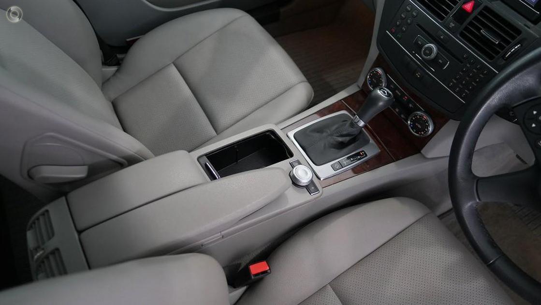 2007 Mercedes-Benz C 200 KOMPRESSOR Sedan