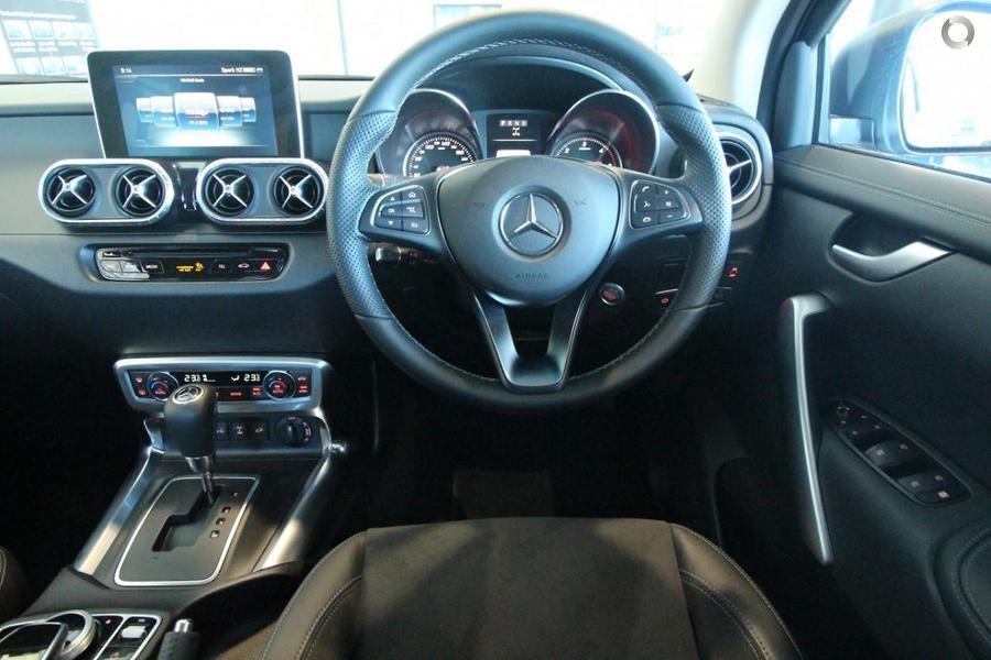 2018 Mercedes-Benz X 250 Wellside