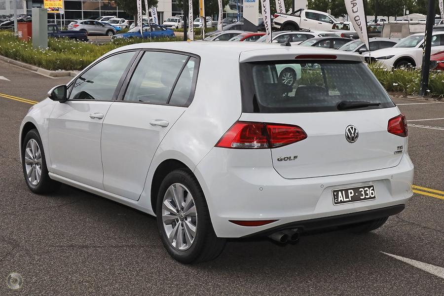 2017 Volkswagen Golf 92TSI 7
