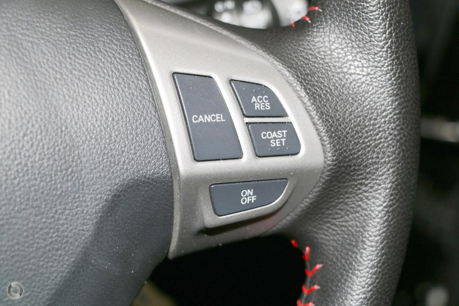 2017 Mitsubishi Lancer Black Edition CF
