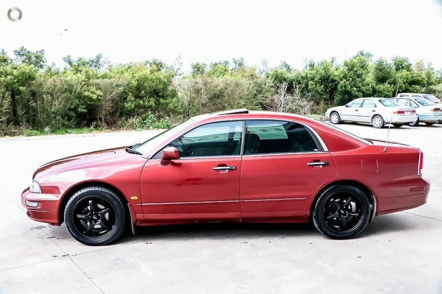 2001 Mitsubishi Verada Xi KJ