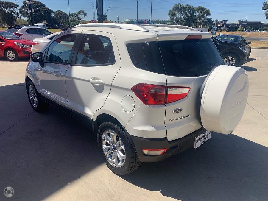 2015 Ford Ecosport Titanium BK