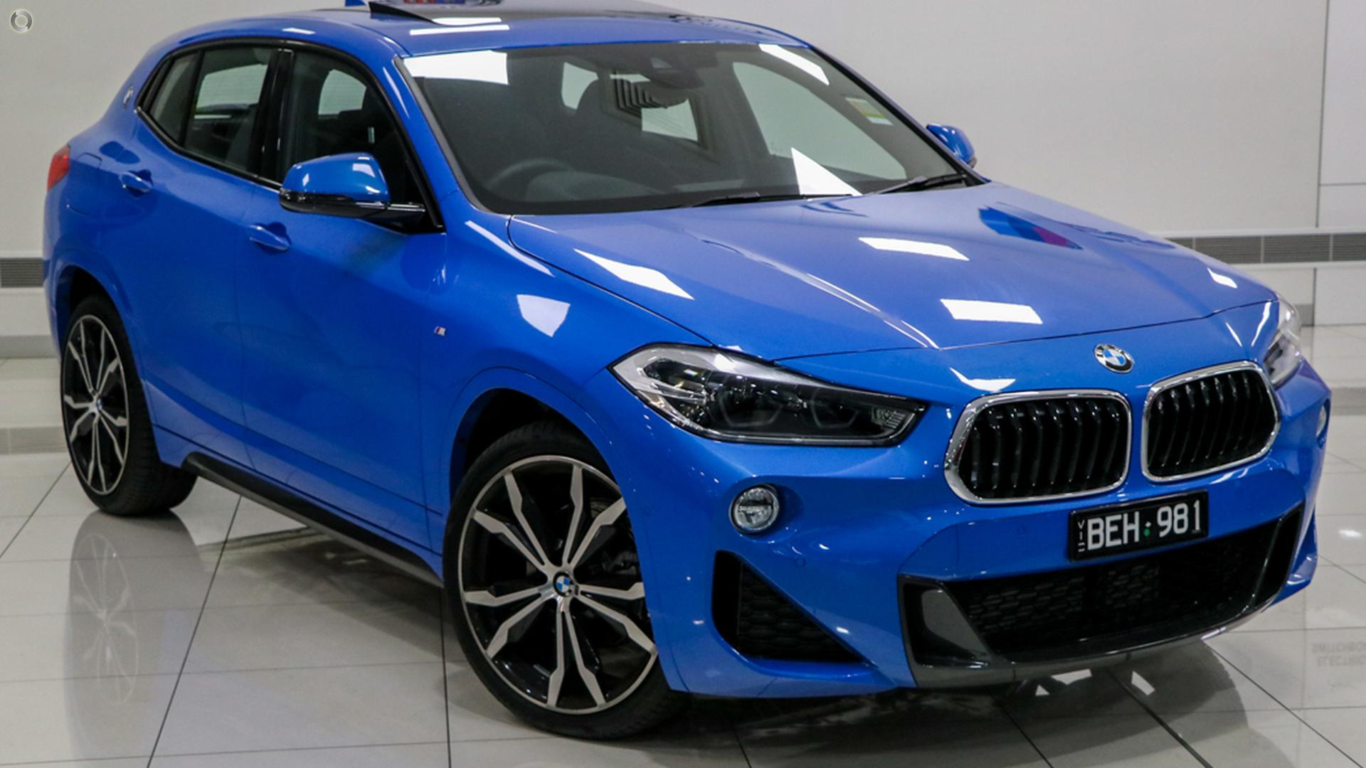 2018 BMW X2 sDrive18i