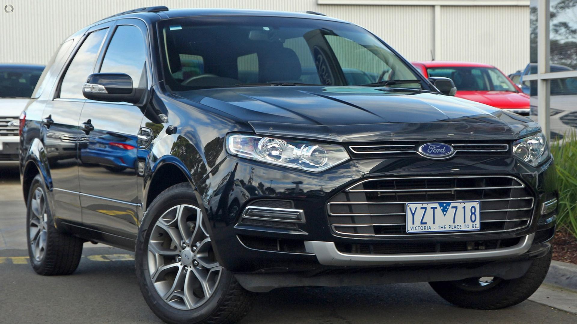 2012 Ford Territory SZ