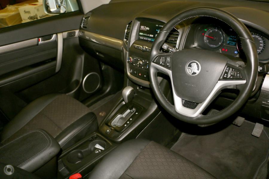 2017 Holden Captiva LT CG