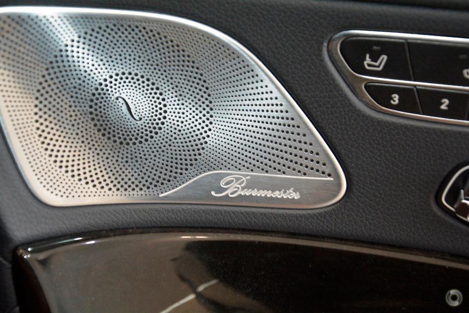 2015 Mercedes-Benz S 350 Sedan