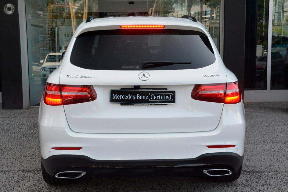 2018 Mercedes-Benz GLC 250 D Wagon