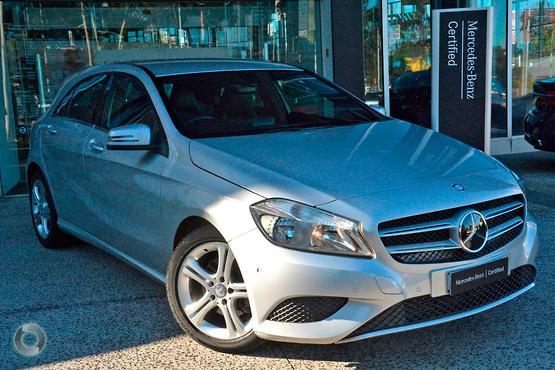 2015 Mercedes-Benz <br>A 180