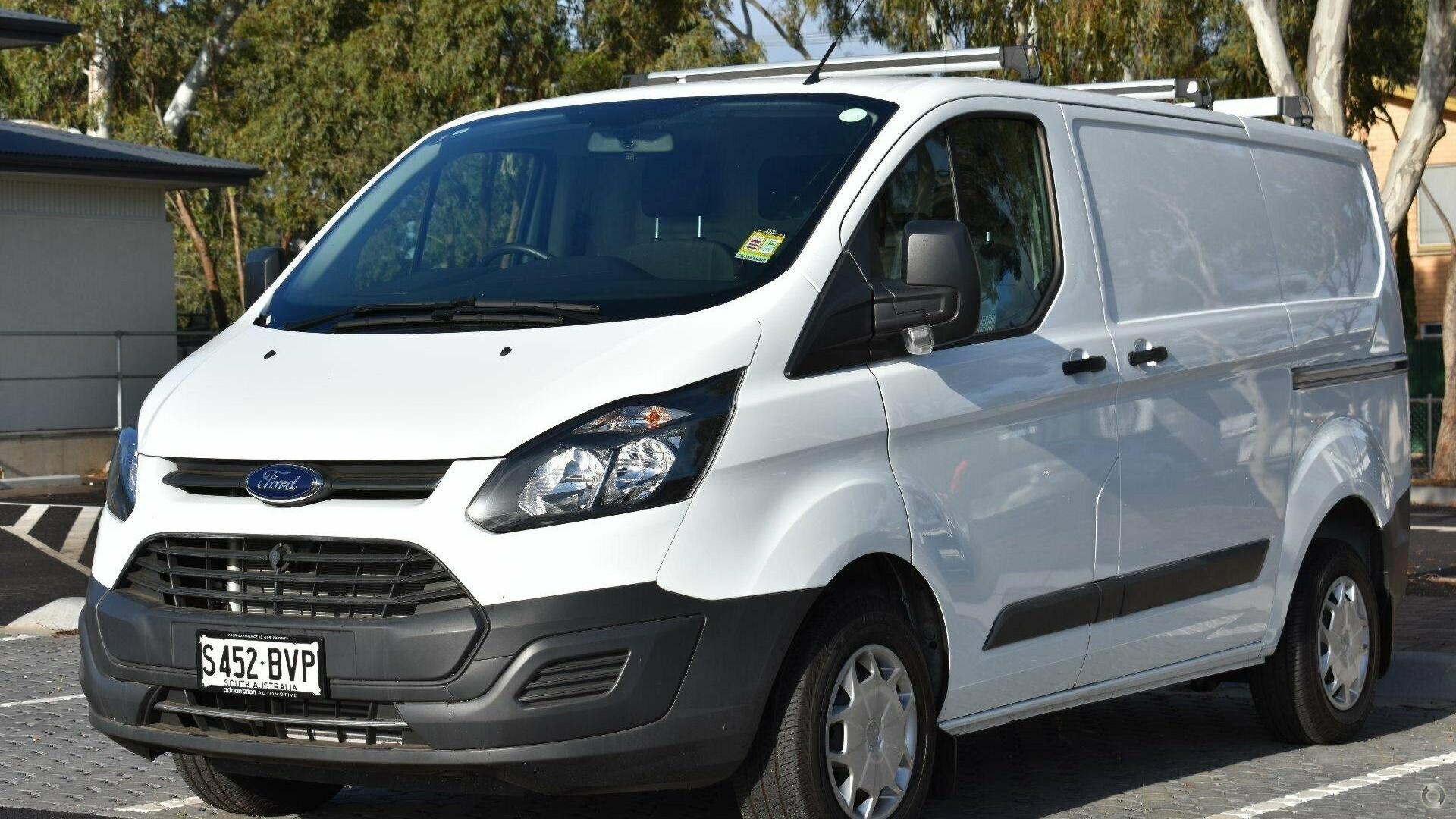 2018 Ford Transit Custom 290S VN