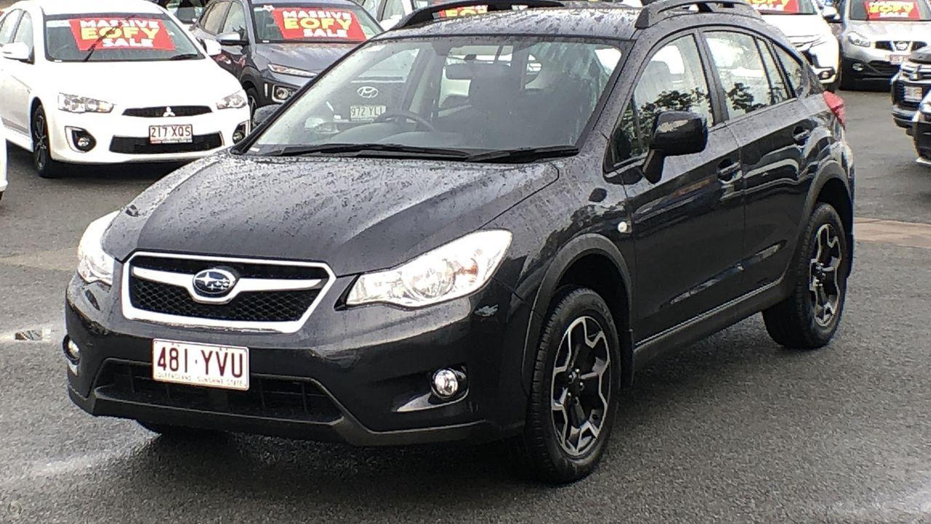 2013 Subaru XV G4X